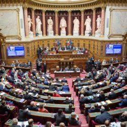 Audition devant le groupe montagne du Sénat