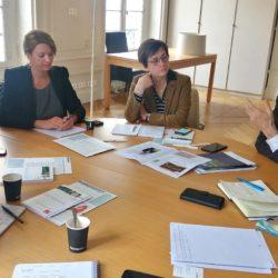 Rencontre avec I4CE, Institut de l'économie pour le climat