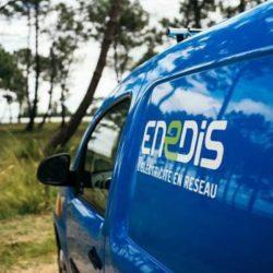 Les équipes d'Enedis se mobilisent sur l'ensemble du territoire en cette période exceptionnelle