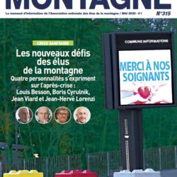 L'ANEM met à disposition des abonnés de sa lettre les deux derniers numéro de Pour La Montagne