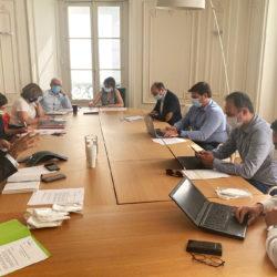 Réunion du comité de suivi de la couverture numérique de la montagne de l'ANEM