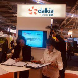 Dalkia renouvelle son partenariat avec l'Association