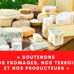 Un appel pour sauver les AOP fromagères