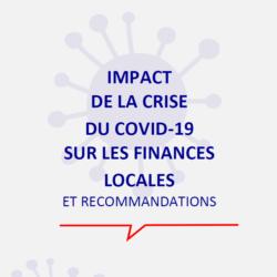 Publication du rapport de Jean-René Cazeneuve sur les effets de la crise sur les collectivités