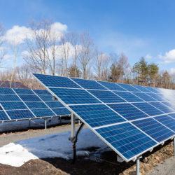 Inauguration du parc photovoltaïque de La Bâtie-Montsaléon