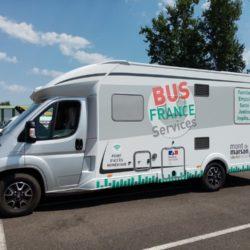 La Banque des Territoires, aux côtés de l'Etat, lance un 3e appel à manifestation d'intérêt pour financer 30 nouveaux bus France Services.