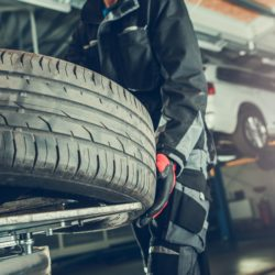 Application du décret sur les équipements pneus en saison hivernale en montagne